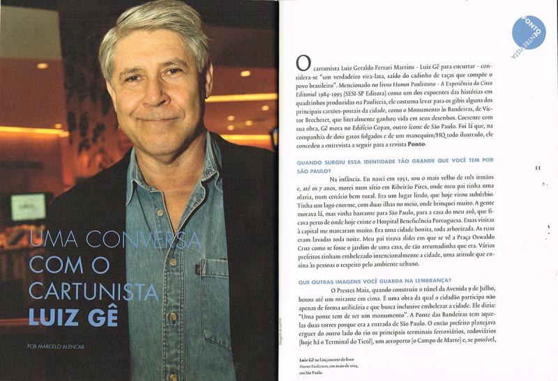 2014 Entrevista Revista Ponto 10-11