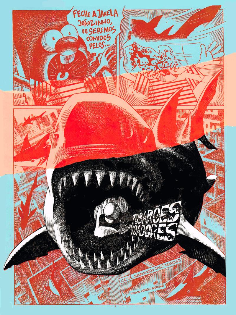 Tubarões Voadores