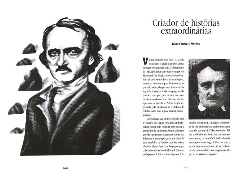 E A Poe 7 Biografia no layout