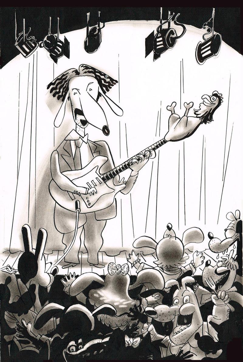Zappa Scrutinizer cartaz