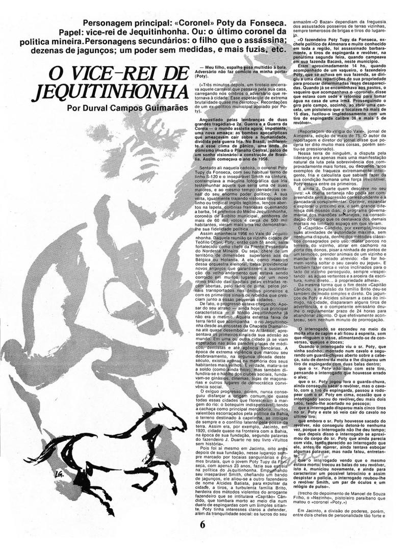 vice rei 1 jornal Versus